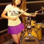 ドラムの天才!川口千里ちゃん。才能ってコワヒ!youtubeも要チェックですよ!