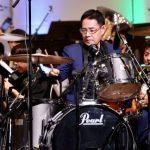 ちょっとだけよで有名な加藤茶がドラムをしてたって知ってた?ドリフターズはかなりうまいバンド!